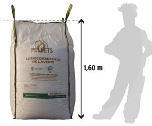 bigbag granules pellets piveteau